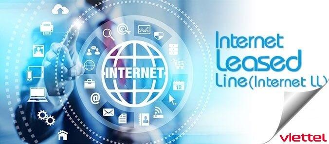 Dịch Vụ Internet Leased Line Viettel