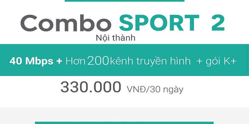 Gói Cước Combo net2 plus k+ viettel nôi thành 330.000đ