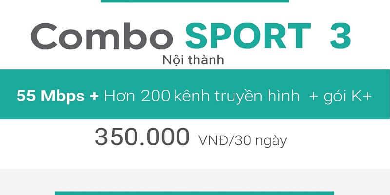 Gói Cước Combo net3 plus k+ viettel nôi thành 350.000đ