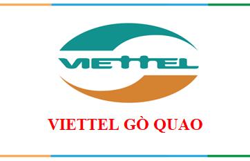 Viettel Huyện Gò Quao