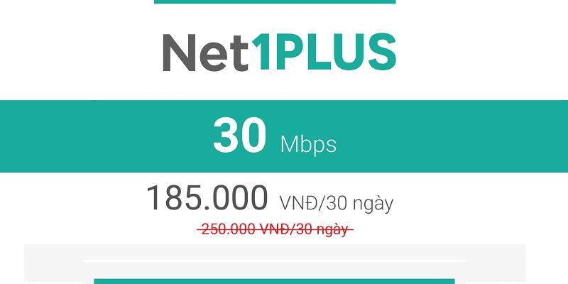 Net 1 plus viettel (ngoại thành)