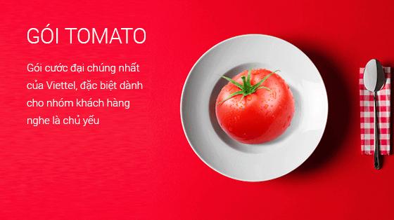 Gói cước Tomato