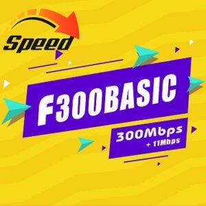 Gói Cước internet Cáp Quang F300 Basic Viettel