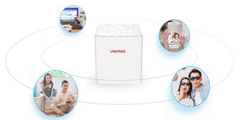 Home Wifi Viettel Thiết Bị Wifi Cho Ngôi Nhà Thông Minh 5.0