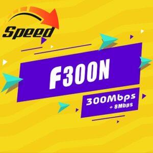 Gói Cước internet Cáp Quang F300N Viettel