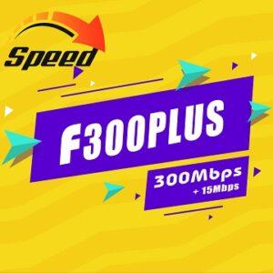 Gói Cước internet Cáp Quang F300 Plus Viettel
