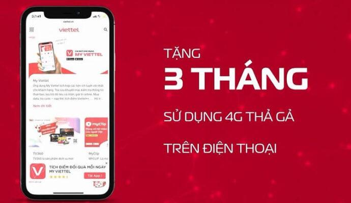 Khuyến Mãi Internet Cáp Quang Viettel Tháng 07/2021