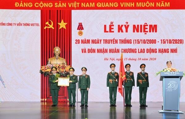 Lễkỷ niệm 20 năm ngày truyền thống (15/10/2000 - 15/10/2020)