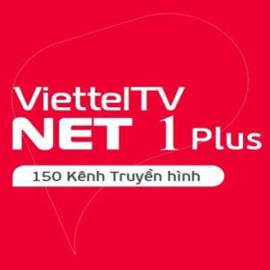 Gói Cước Truyền Hình Và Internet Cáp Quang Net1Plus Viettel